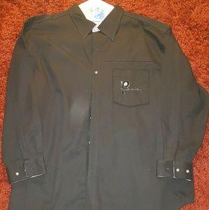 Marc Buchanan Pelle Pelle shirt jacket